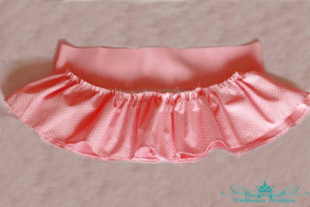 МК пышная юбка с воланами11