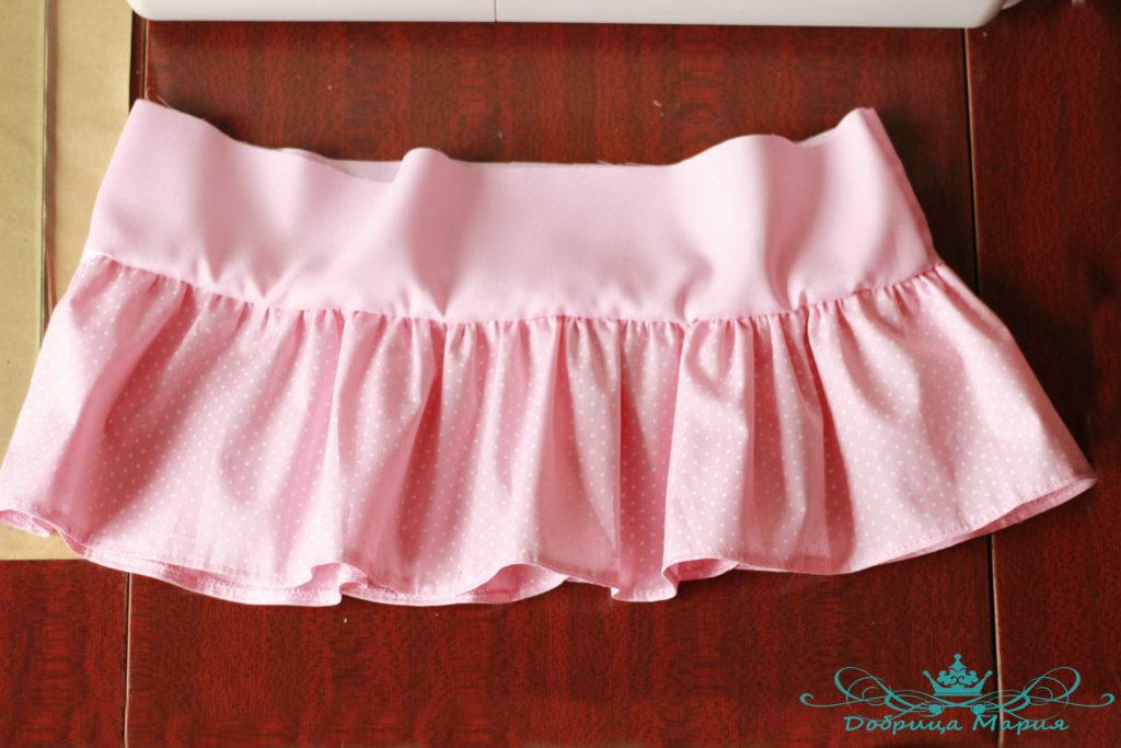 МК пышная юбка с воланами16