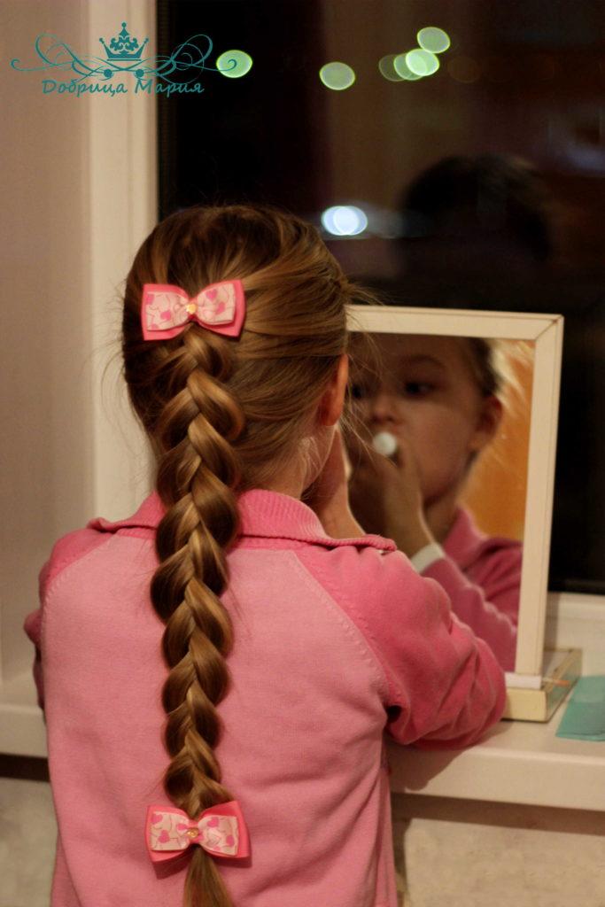 косы для девочек