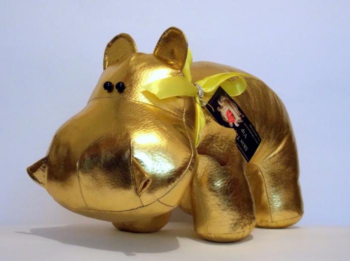 Золотой бегемот
