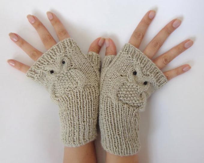 перчатки с совойt