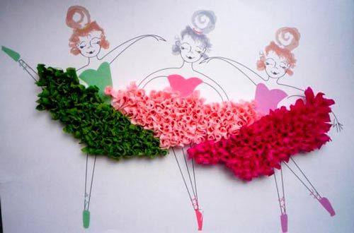Как сделать легкие цветы из салфеток фото 53