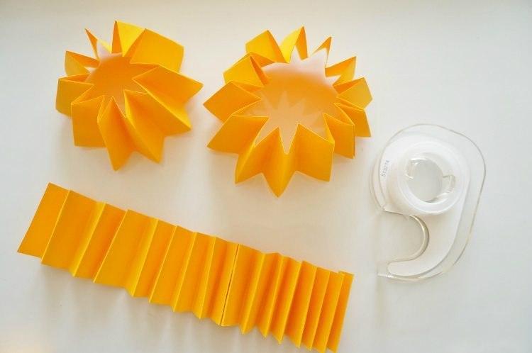 мандаринки из бумаги4