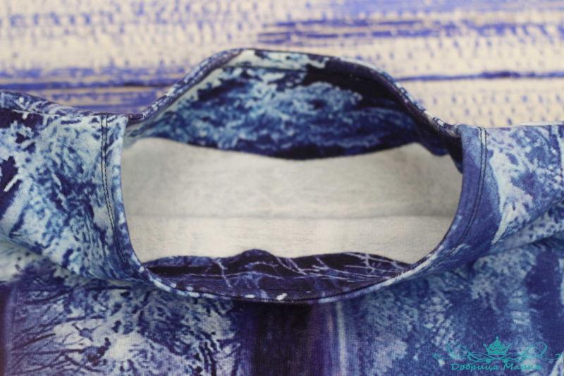 Выкройки для кофты из трикотажа фото 405
