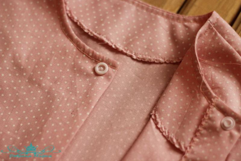 блузка с баской на девочку своими руками47