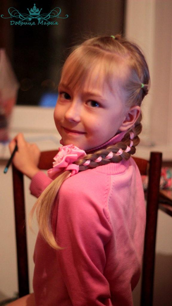 плетение для девочек