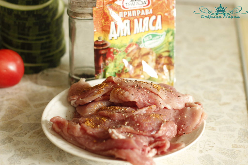 кабачок в духовке с мясом3