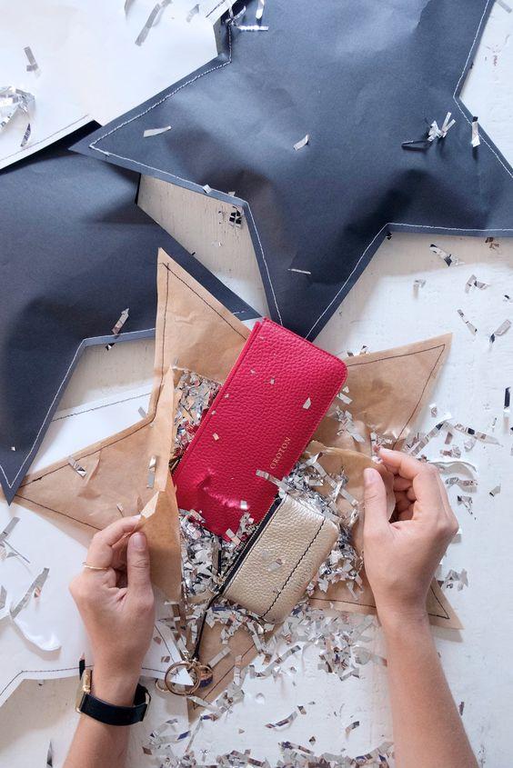 Как можно упаковать подарок фото
