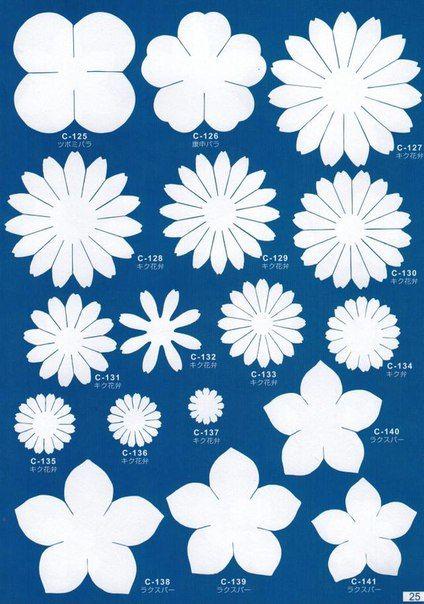 -цветов Цветы из фетра своими руками: мастер-класс и выкройки