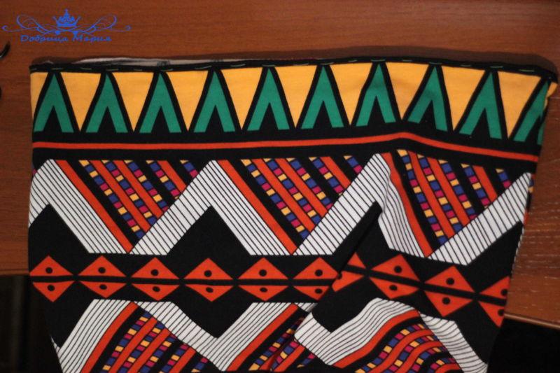 платье из трикотажа 16