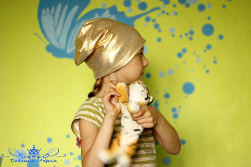 Весенняя шапка1