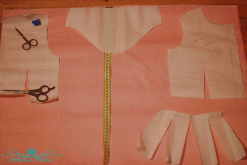e7abd4f9e65 Как сшить блузку своими руками. Пошаговый мастер класс по ...