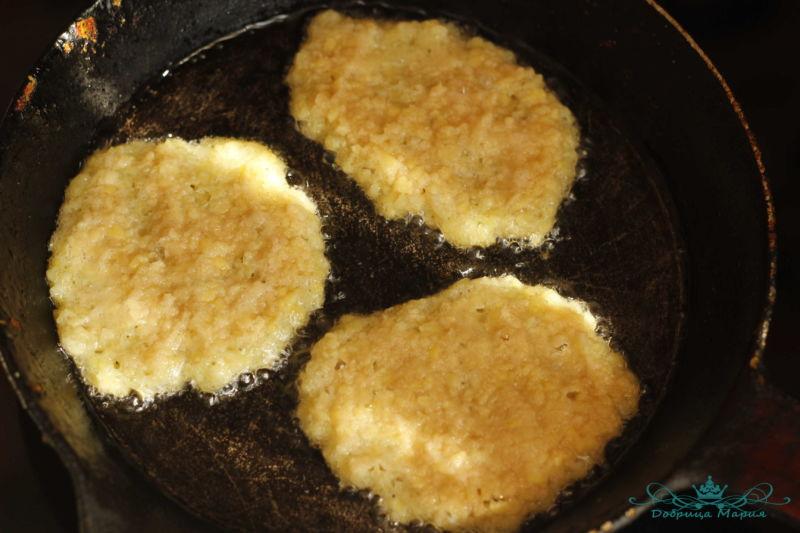 Драники картофельные6