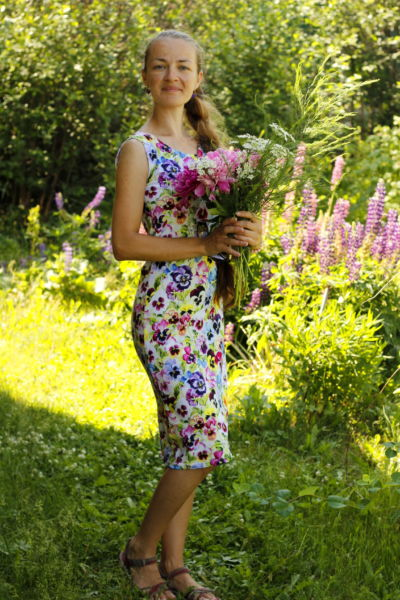 Платья фемили лук6