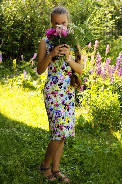 Платья фемили лук7