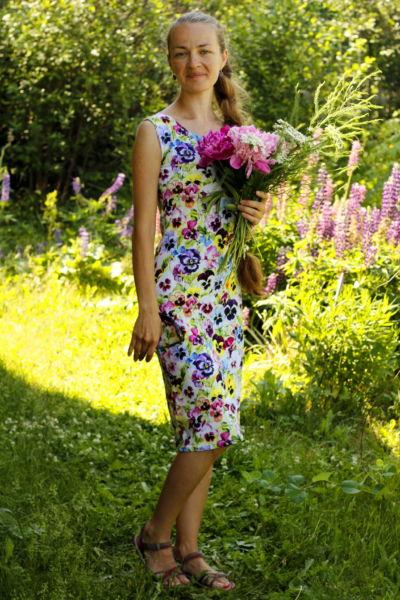Платья фемили лук8