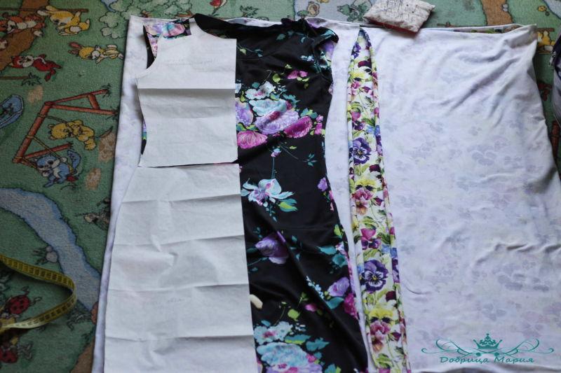 летние платья фемили лук
