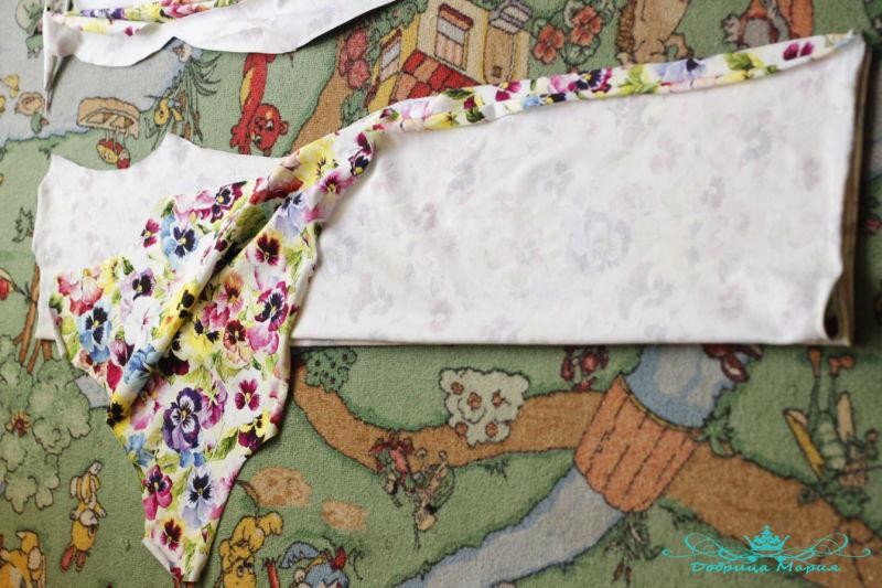 летние платья фемили лук2