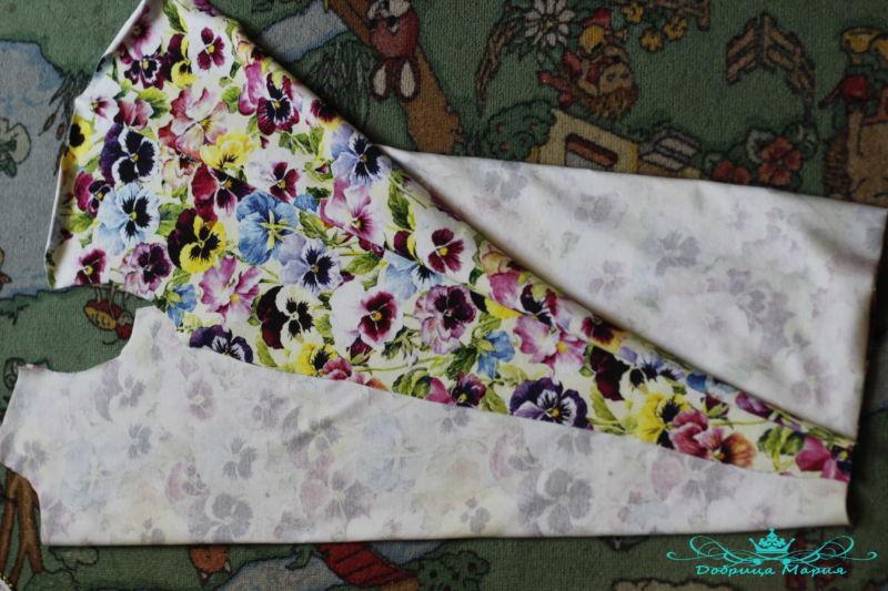 летние платья фемили лук5