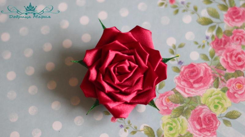 Розы канзаши11