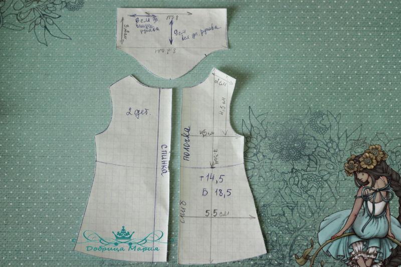 Платье на Паолу Рейна1