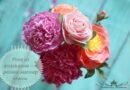 Розы из фоамирана своими руками — 4 мастер класса с шаблонами и схемами