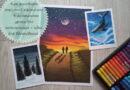 Как рисовать масляной пастелью + 3 поэтапных урока для начинающих
